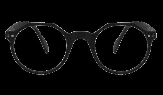 Lunettes de protection écran Hurricane Noir mat