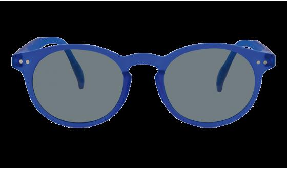 Lunettes solaires Tradition Bleu Klein sans correction