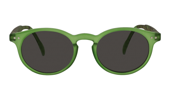 Lunettes solaires Tradition Vert Jade