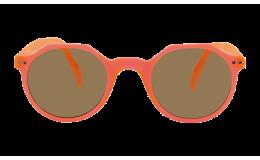 Lunettes solaires Hurricane Orange fluo sans correction