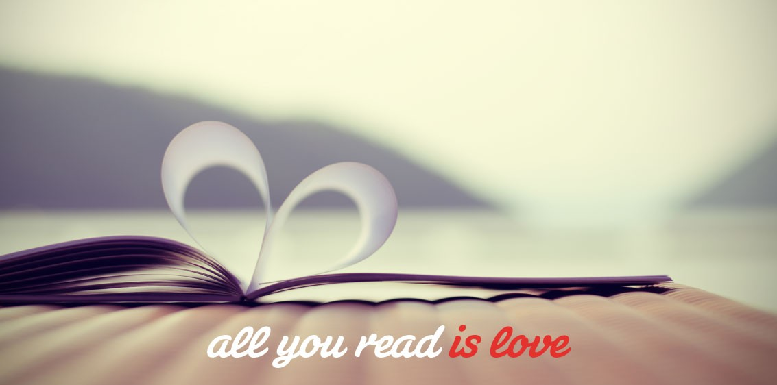Livre All you read is love