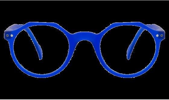 Reading glasses Hurricane Electric blue