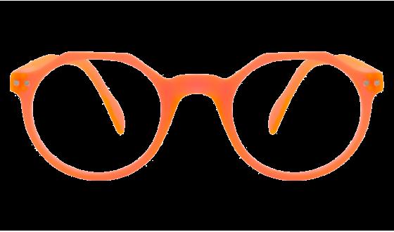Lunettes de lecture Hurricane Orange fluo