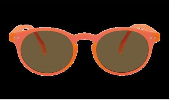 Lunettes solaires Tradition Orange fluo sans correction