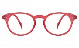 Lunettes de protection écran Tradition - Rouge sans correction