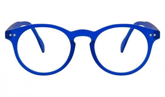 Lunettes de protection écran Tradition - Bleu klein sans correction