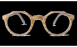 Lunettes de protection écran Hurricane - Effet bois