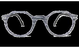 Lunettes de protection écran Hurricane - Effet Bois gris