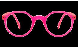 Lunettes de protection écran Hurricane - Rose fluo