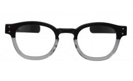 Lunettes optique MAS68 - Noir et cristal