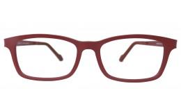 Lunettes optique MIX10 - Burgundy red