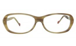 Lunettes optique Nathalie - Ecaille blond mat