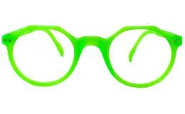 Lunettes de lecture Hurricane - Vert fluo avec correction