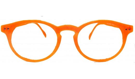 Computer glasses Tradition - Neon orange