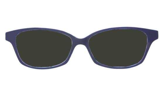 Sunglasses Cauris - Mat Blue