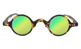 Lunettes de soleil Carquois - Ecaille mate Miroir
