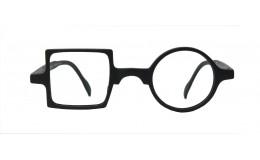Computer glasses Patchwork - Mate black