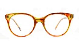 Lunettes optique CAC24 - Ecaille blonde sur blanc